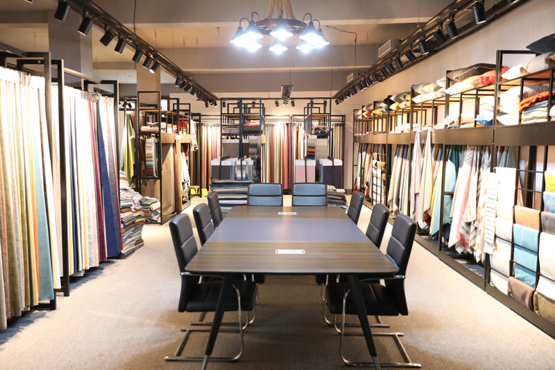 The Showroom Meeting Table