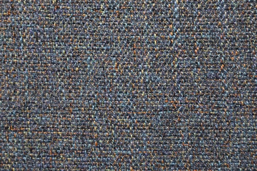 Fancy Yarn Sofa Fabric Polyester Decorative Fabric Colorful Yarn-Dyed Upholstery Fabric