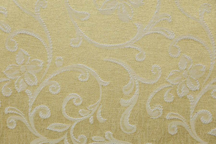 Cotton Polyester Slim Jacquard Fabric Piece-Dyed Upholstery Fabric Soft Hand Feeling Decorative Fabric