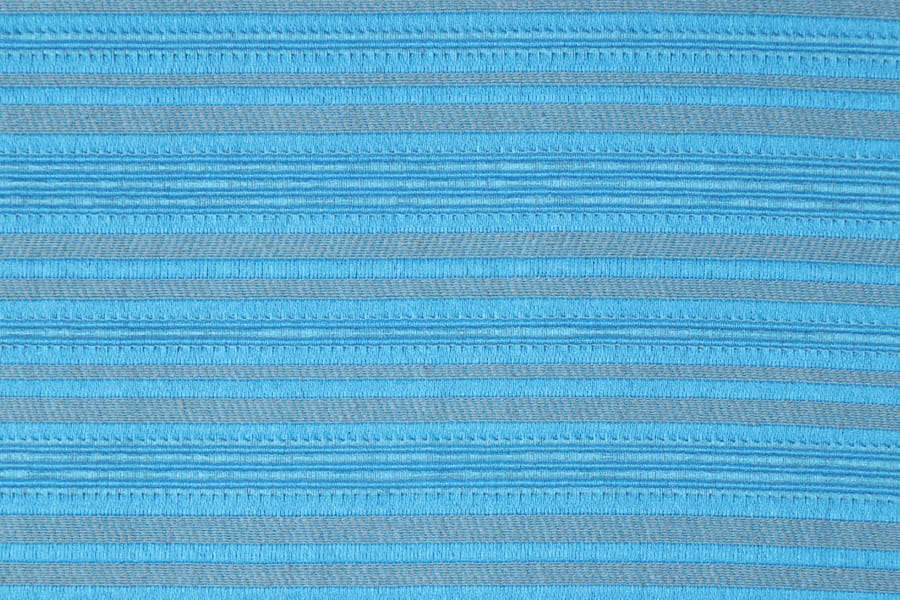 Slim Stripe Jacquard Table Cloth Cotton Polyester Mixed Woven Upholstery Fabric Piece-Dyed Soft Hand Feeling Decorative Fabric