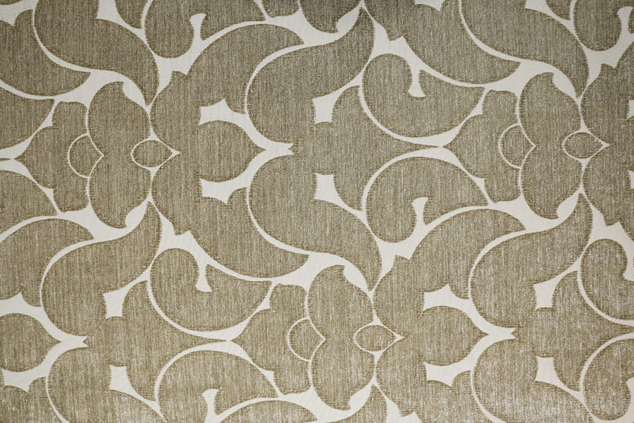 Viscose Alike Chenille Carpet Fabric Polyster Jacquard Upholstery Fabric Piece-Dyed Decorative Fabric
